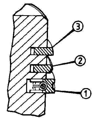 Расположение поршневых колец 120 или 180 градусов - YouTube