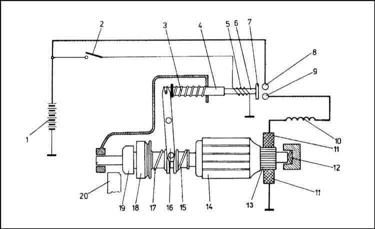 Схема зажигания шкода фелиция фото 19