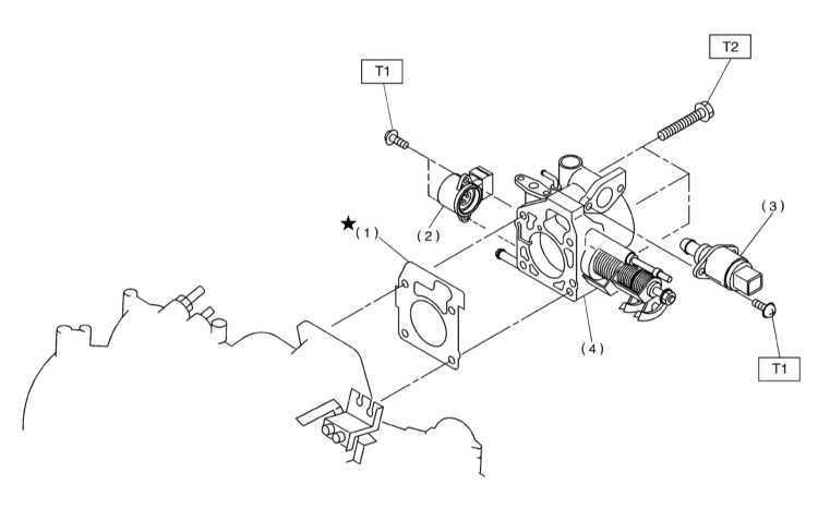 Схема тормозной системы субару форестер