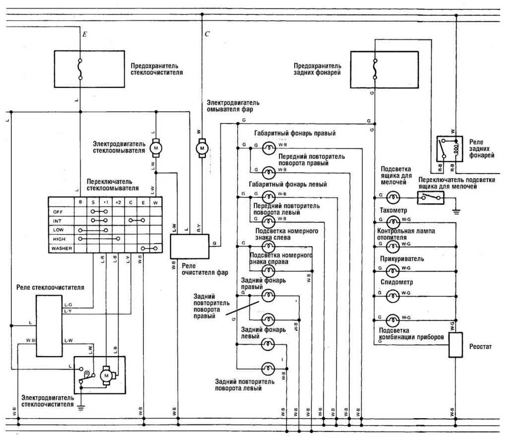 Схема подключения фар на ленд крузер 200